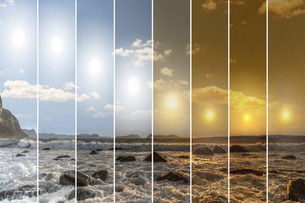 Human Centric Lighting Sun