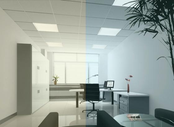 Human Centric Lighting Office